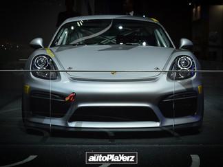 Germânicos no Salão - Porsche