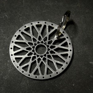 Chaveiro RS wheel