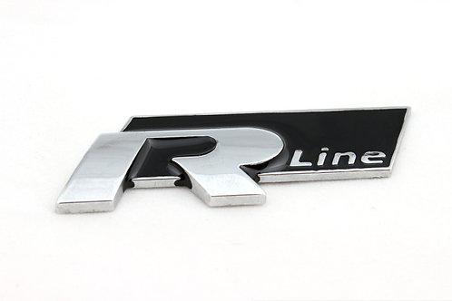 Emblema lateral R-Line (par)