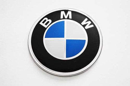 ADESIVO CALOTINHA BMW 65mm