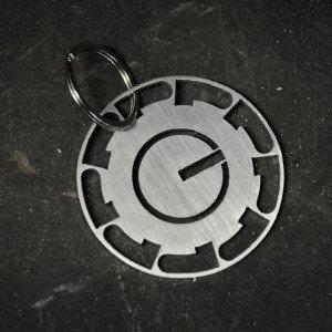 Chaveiro P-SLOT wheel