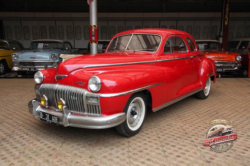 1947 Desoto Coupe
