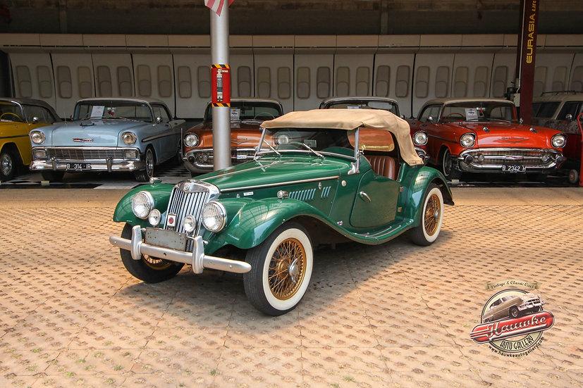 1955 MG TF Midget
