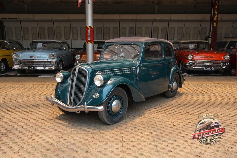 1937 Skoda