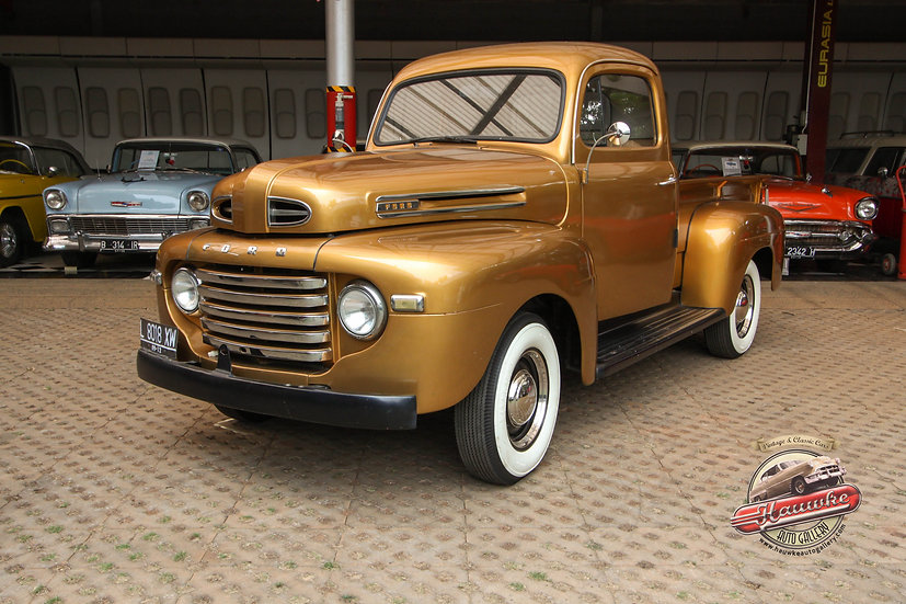 1948 Ford Pickup F-Series