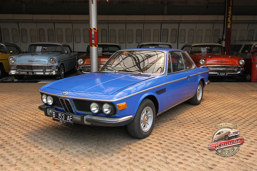 1973 BMW CSI 3.0