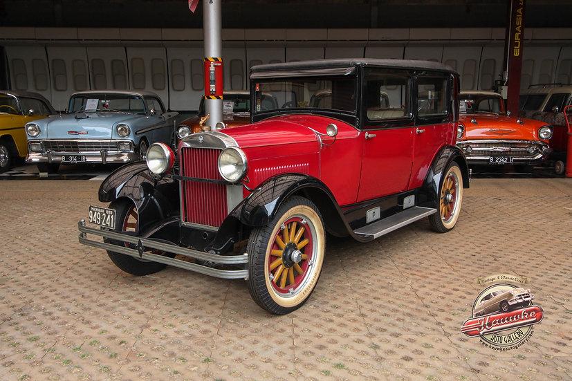 1928 Hudson Essex Super Six