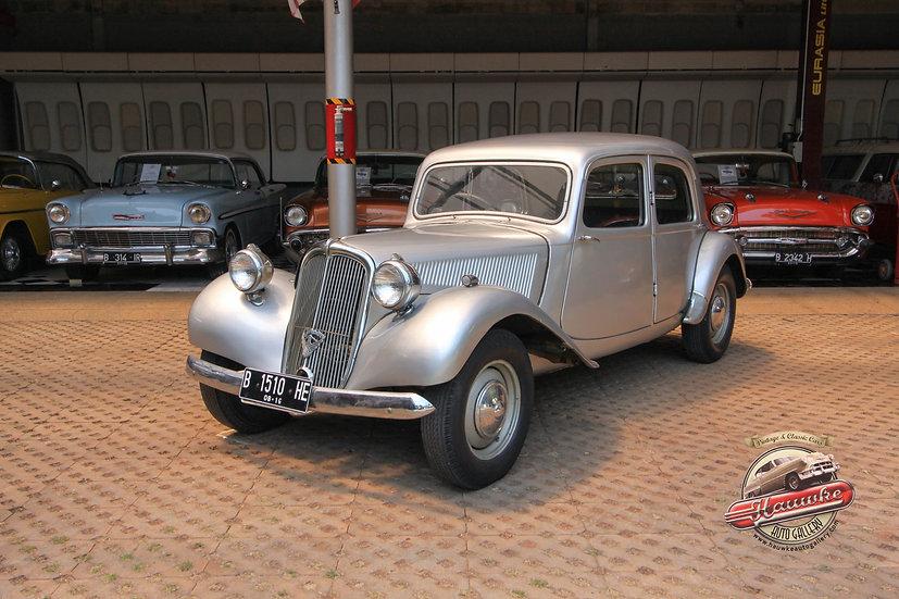 1951 Citroen Traction Avant