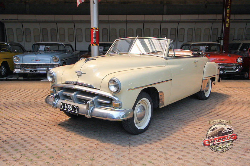 1951 Plymouth Convertible