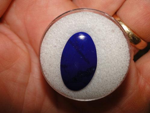 Lapis Lazuli Cab