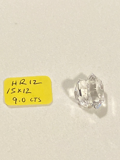 Double Herkimer Diamond