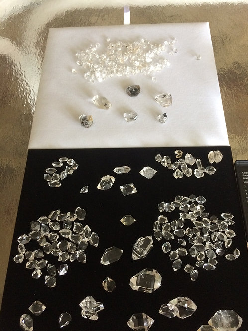 Beautiful Herkimer Diamonds