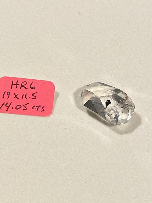 Herkimer Diamond w/Anthraxolite Inclusion
