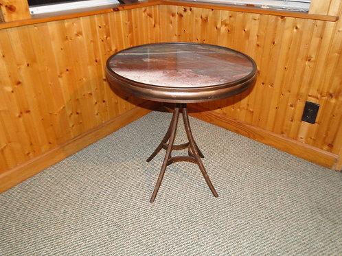 Peacock Granite Table