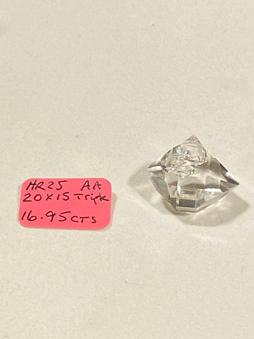 Herkimer Diamond Triple