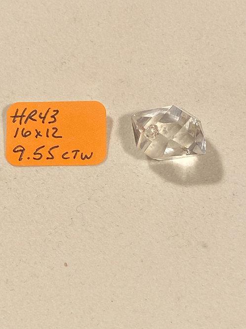 Large Herkimer Diamond Diamond