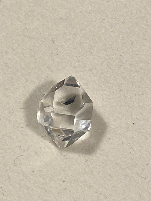 Herkimer Diamond w/ Anthraxolite