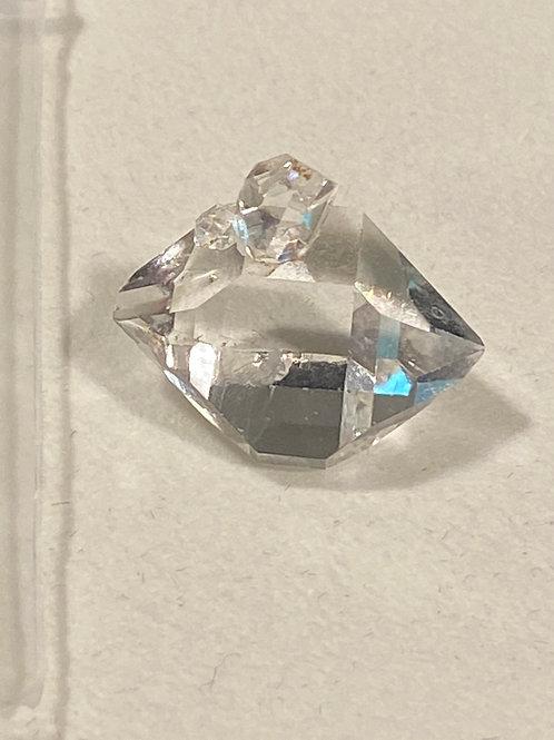 Herkimer Diamond Double