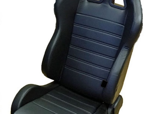 BB4 Sports recliner Seat and Slider Kit Option 1