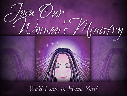join our women's ministry