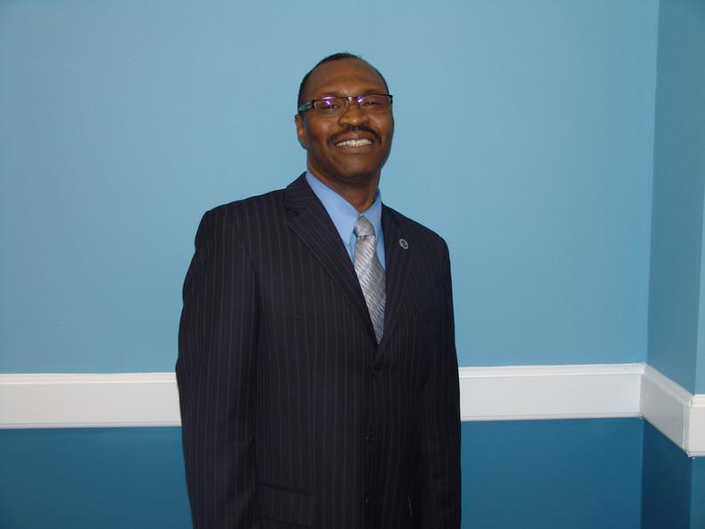 Pastor Angelo Ellison