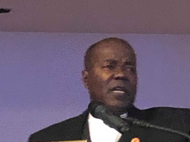 2018 Church Anniversary-Rev. Dr. John McCoy