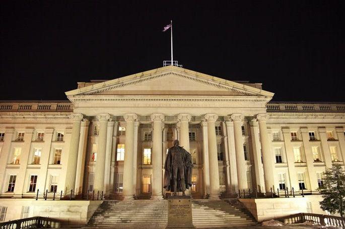 Federal Treasury Building