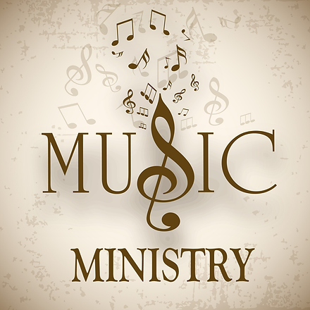 Music Ministry banner