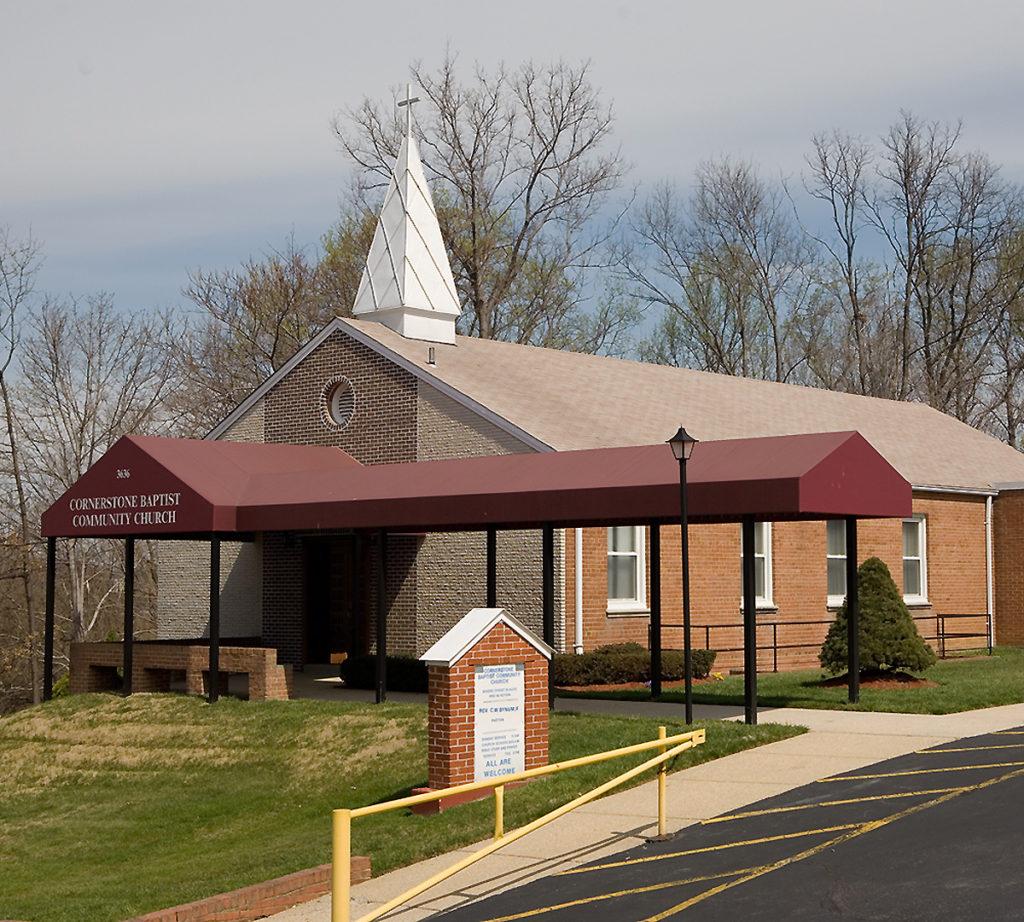 Cornerstonebaptistchurchexterior