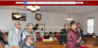 Cornerstone Baptist Community Church