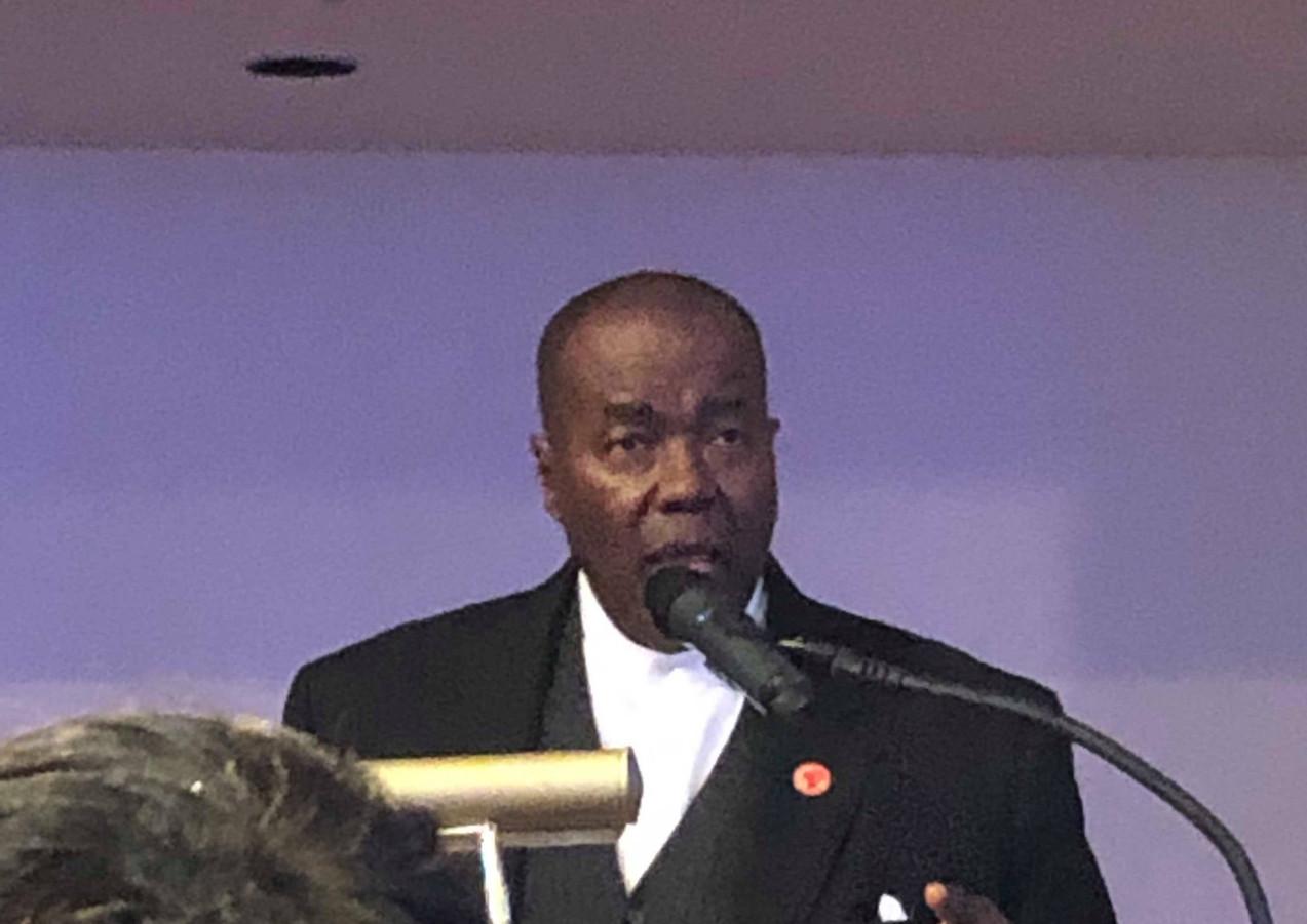 2018 Church Anniversary-Rev. Dr. John McCoy- guest preacher