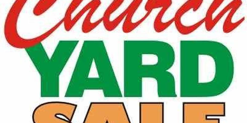 Church Yard Sale (1)