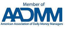 AADMM American Association of Daily Money Managers