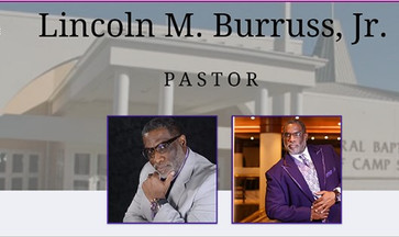 Rev. Lincoln M. Burruss, Jr.