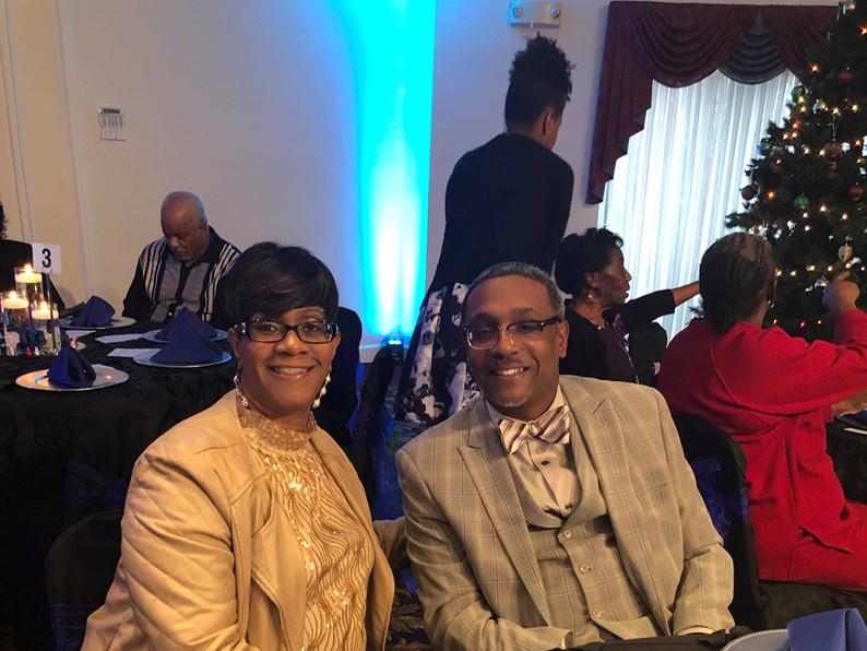 2018 Church Anniversary--Pastors Metcalf Comedian