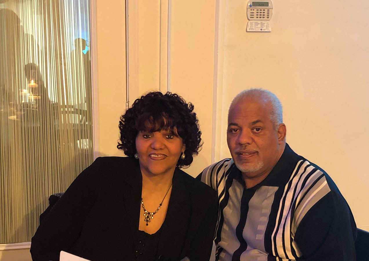 2018 Church Anniversary-Apostle James and First Lady Vanessa Mills