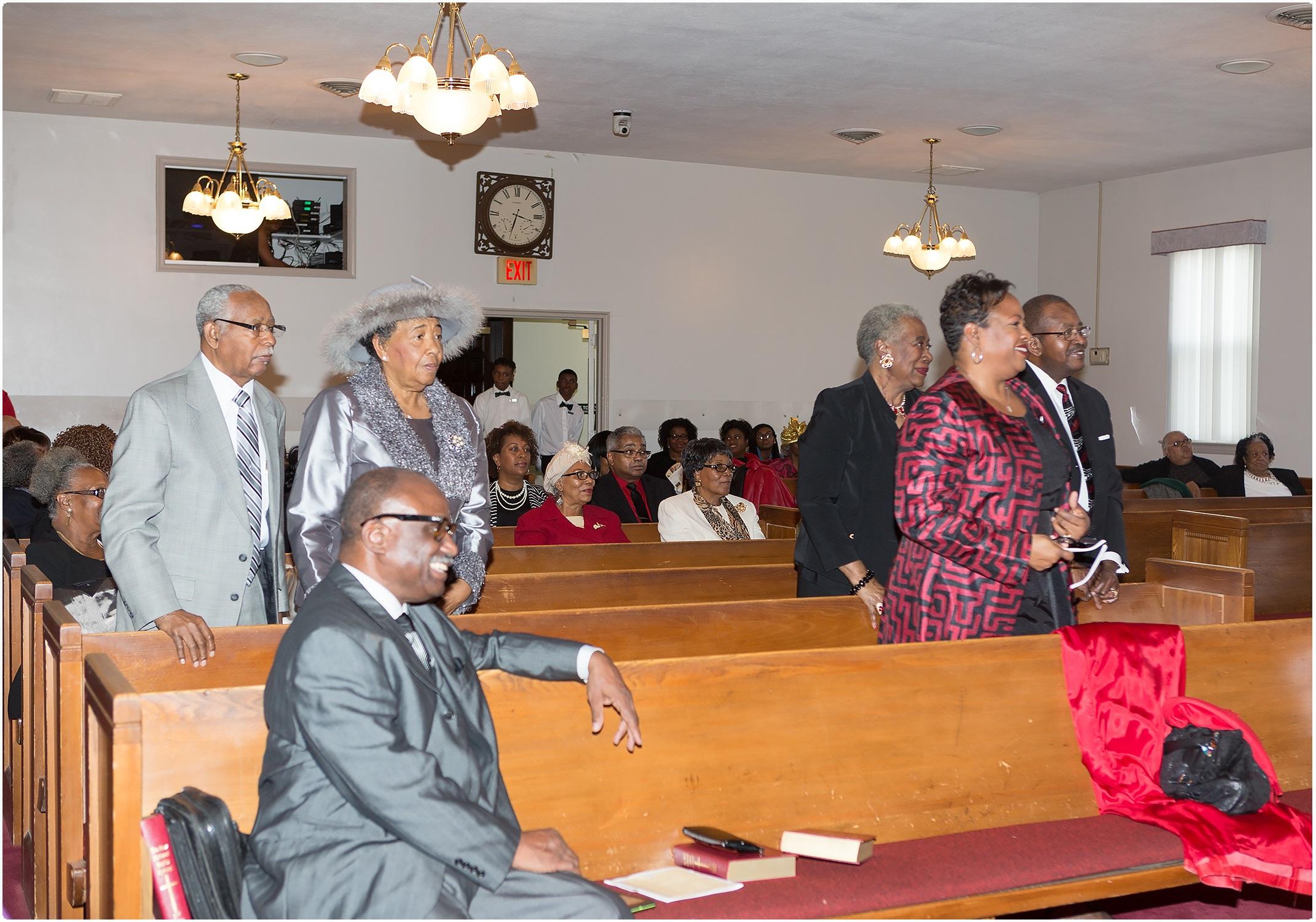 Pastor's 11th Anniversary