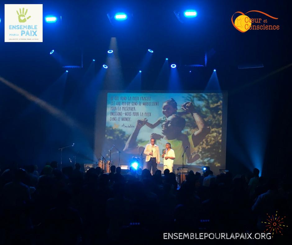 Concert ENSAMB pour la Paix
