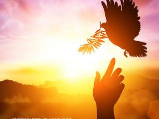 La paix dans le monde commence par la paix avec soi-même