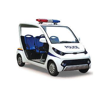 Drake golf cart