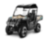 ATV, utility golf cart, hunting atv