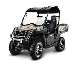 ATV, utility golf cart, hunting atv