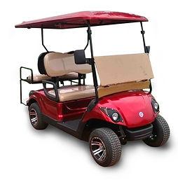 4 Seater petrol golf cart