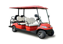 6 Seater hospitality golf cart