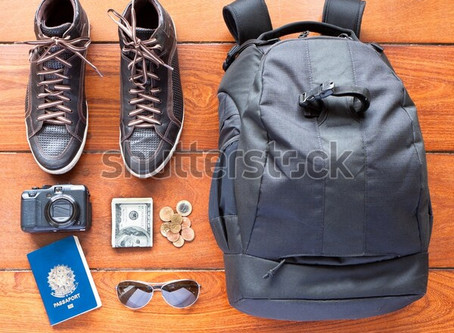 Travel aide kit: what should I include?