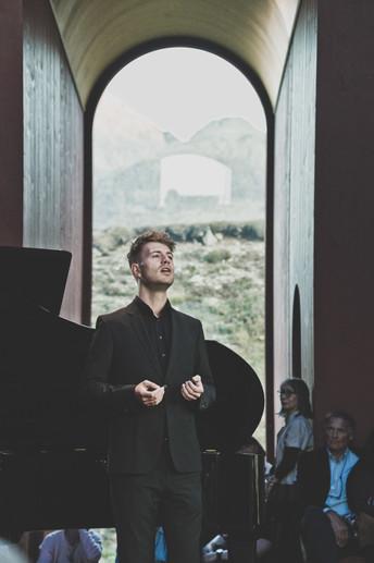 Maximilian Vogler Sebastian Issler © Patricia Keckeis