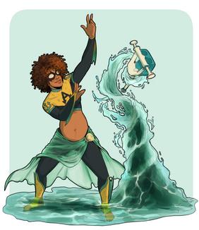 Aquamom - Summer Infant commission