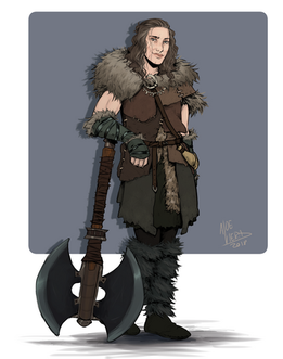 DND character commission 2