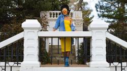 Portrait - Yellow Dress