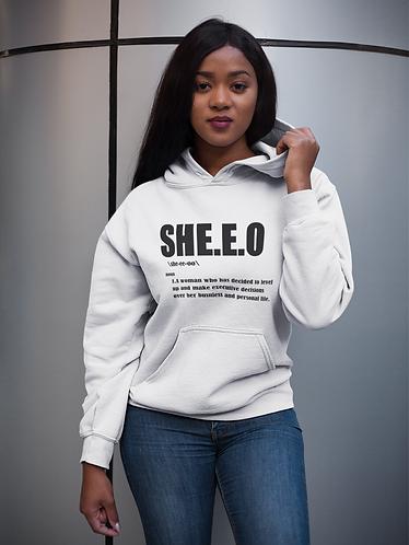 She.E.O Hoodie